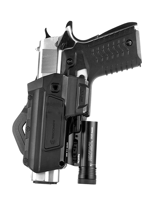 Recover Tactical Launches HC11 Holster for 1911 - SHOT Business